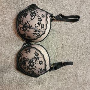 Victoria's Secret Push Up Lace Bra